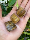 TIGER'S EYE STONE - SOUTH AFRICA