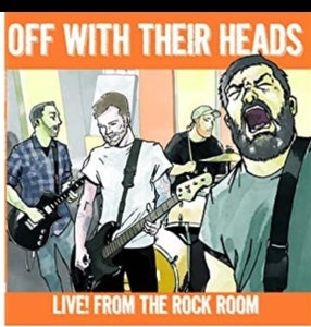 Image of Off With Their Heads - Live From the Rock Room LP