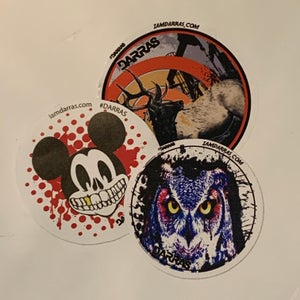 Image of Animal Stickers