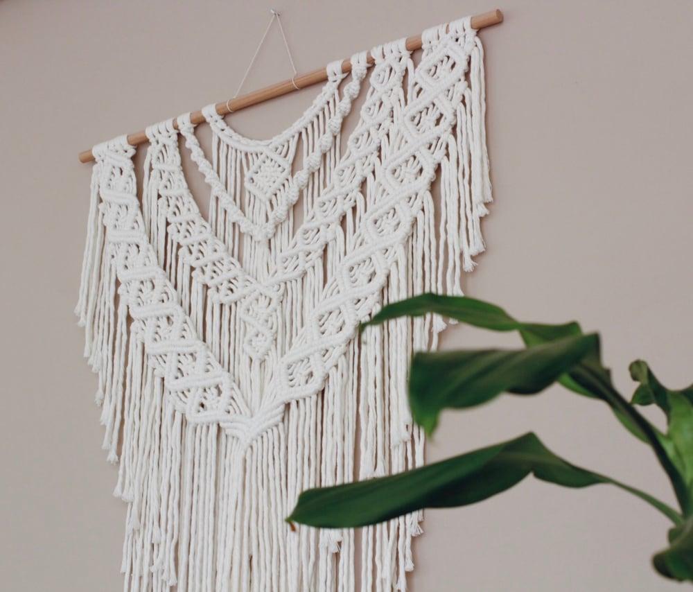 Image of `Gokarna´ wall hanging