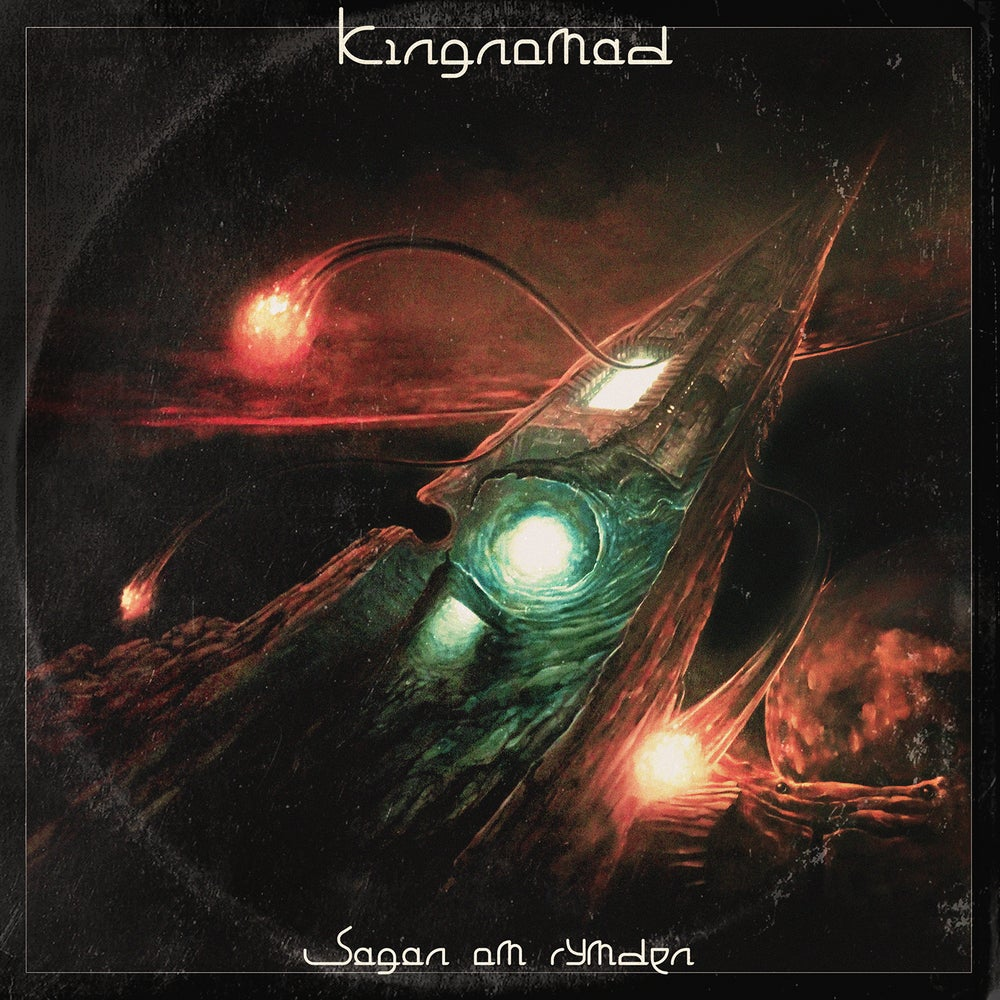 Image of Kingnomad - Sagan Om Rymden Limited Edition Digipak CD