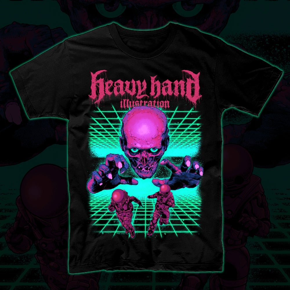 Image of Space Zombie T-Shirt