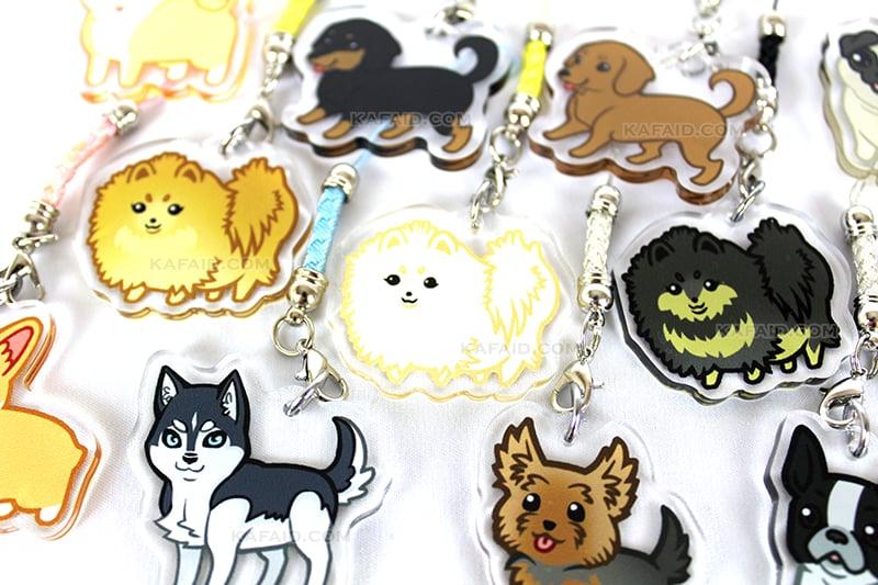Dog Charms