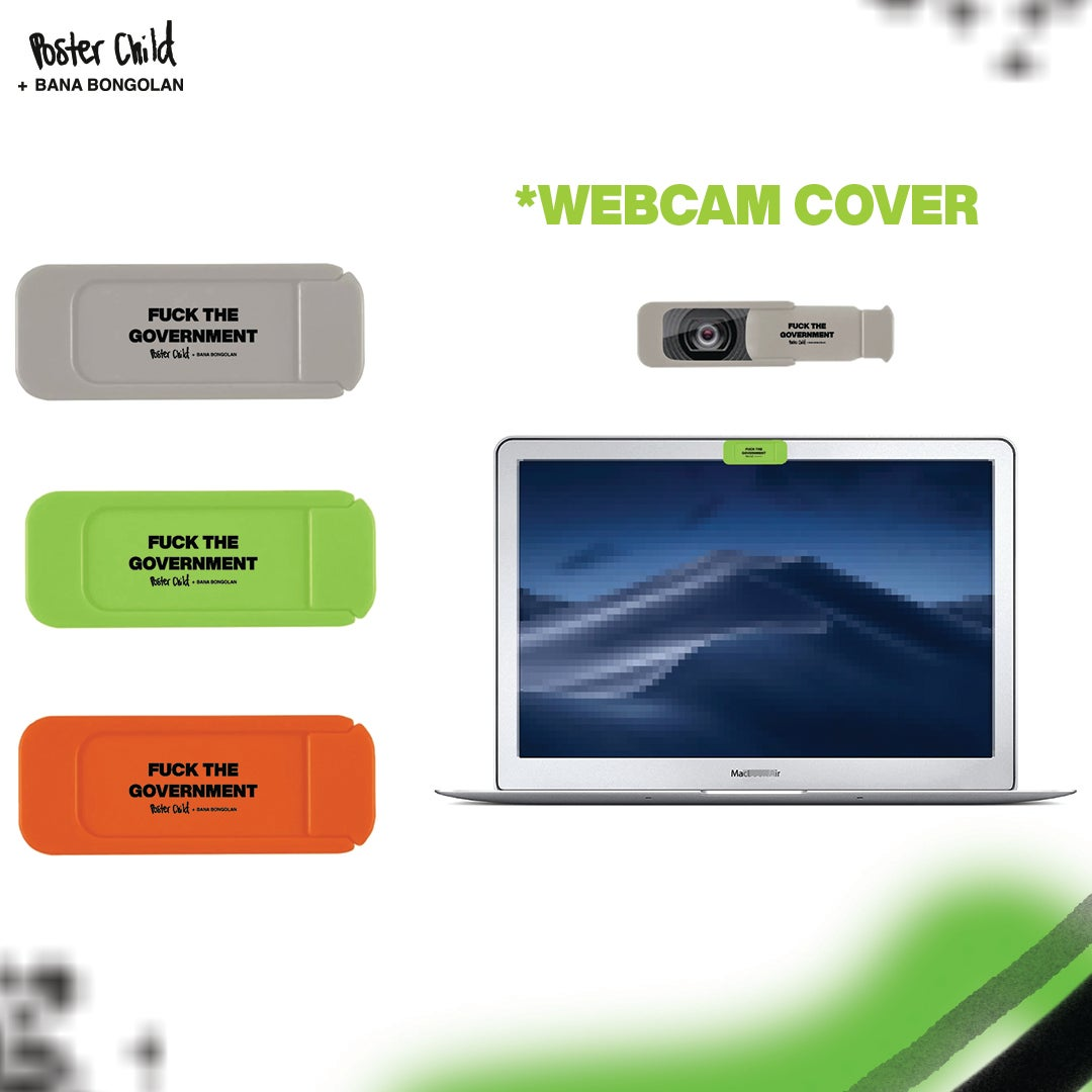 FTG WEBCAM COVER