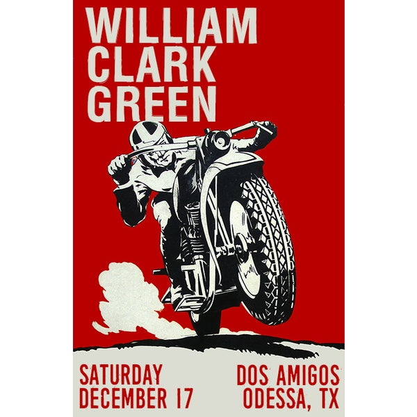 Image of Odessa Show Poster