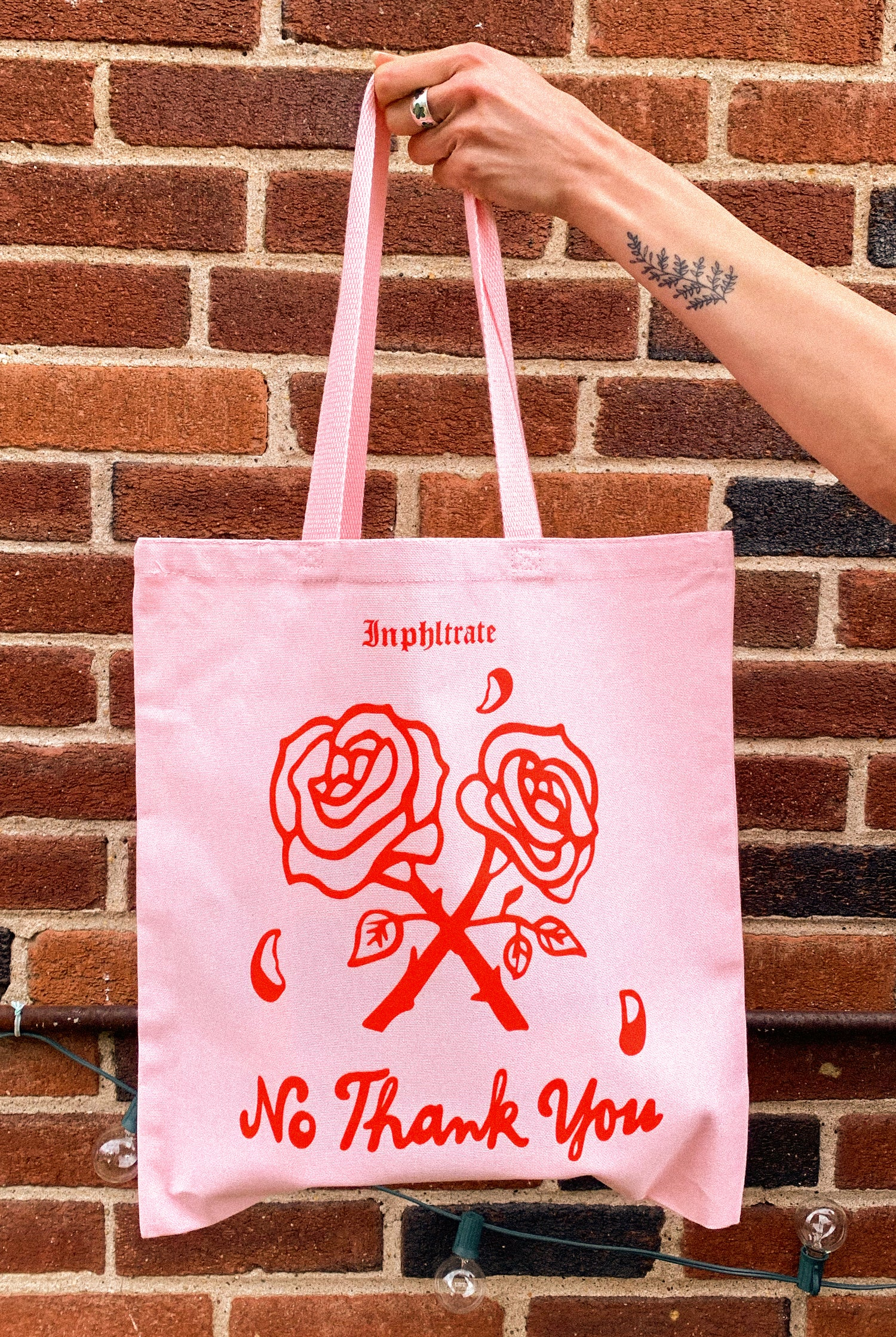 Image of No Thank You Tote Bag  II