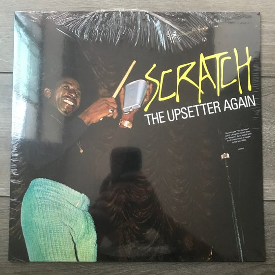 Image of The Upsetters - Scratch The Upsetter Again Vinyl LP