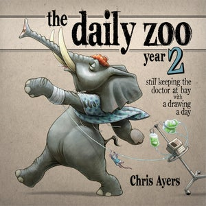 Image of The Daily Zoo - Year 2