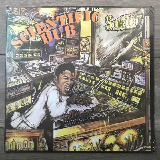 Image of Scientist - Scientific Dub Vinyl LP