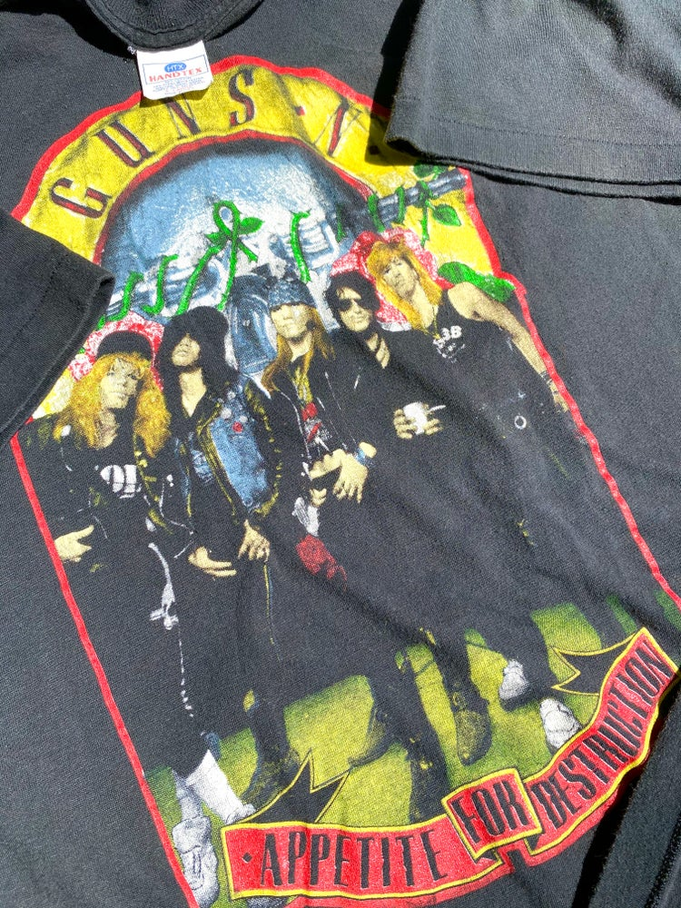 """Image of Guns N Roses """"Alessandro's Archive"""""""