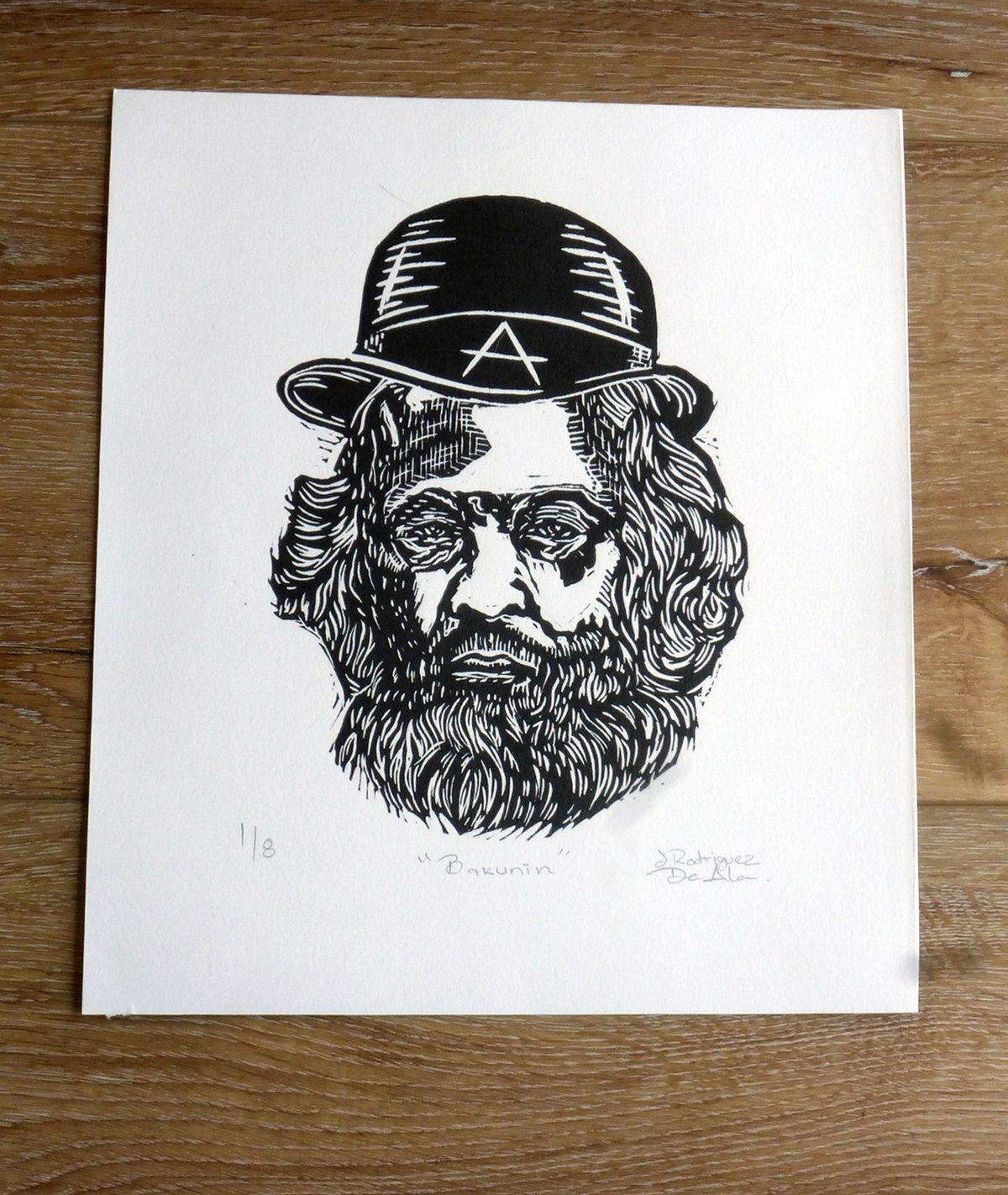 """Image of """"Bakunin"""""""