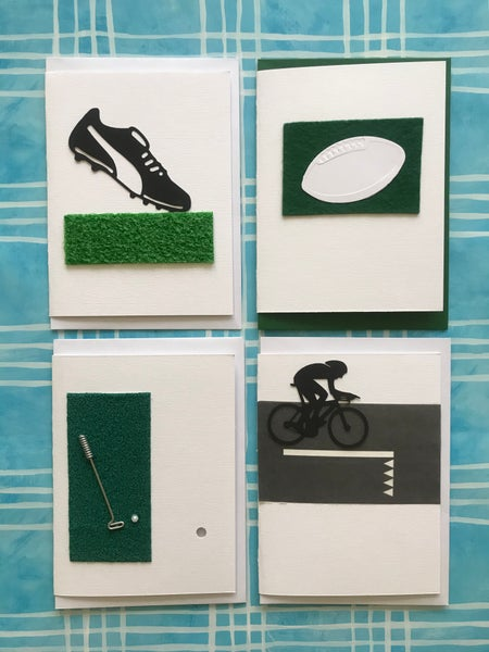 Image of Football/Rugby/Golf/Cycling