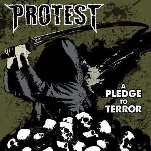 Image of Protest A Pledge To Terror E.P.