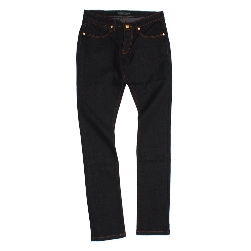 Image of Dark Denim Jeans
