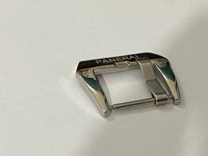 Image of PANERAI STAINLESS STEEL WATCH STRAP BUCKLE,20mm,POLISHED.NEW.