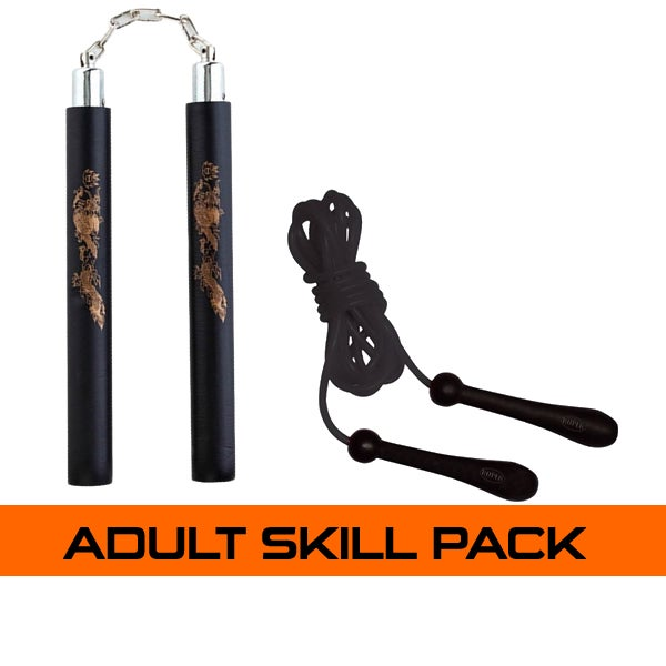 Image of Adult Skillz Pack (Including Shipping)