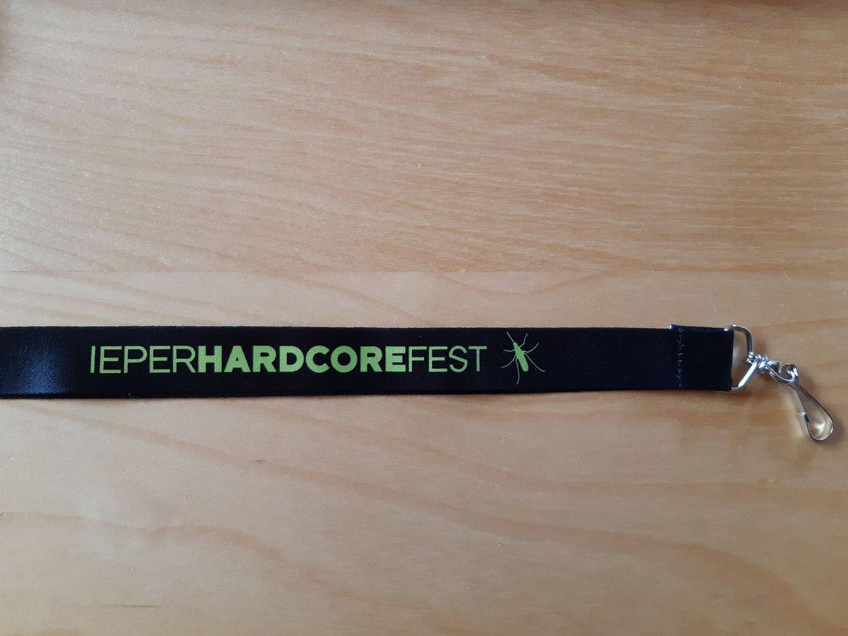 Lanyard Ieperfest