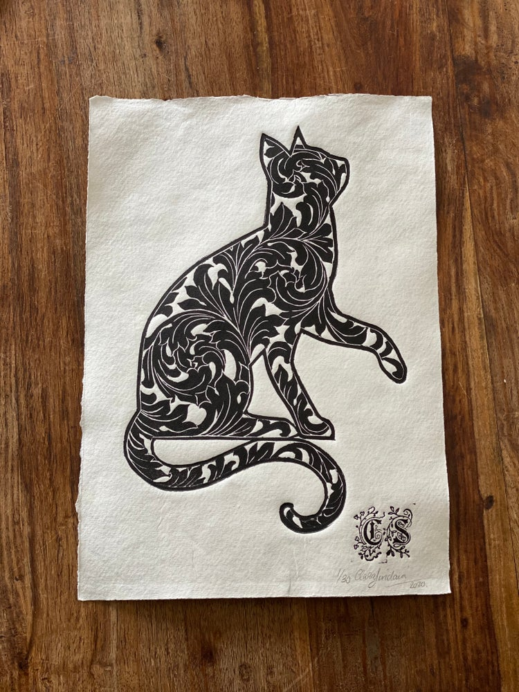 Image of 'Ornate Cat'