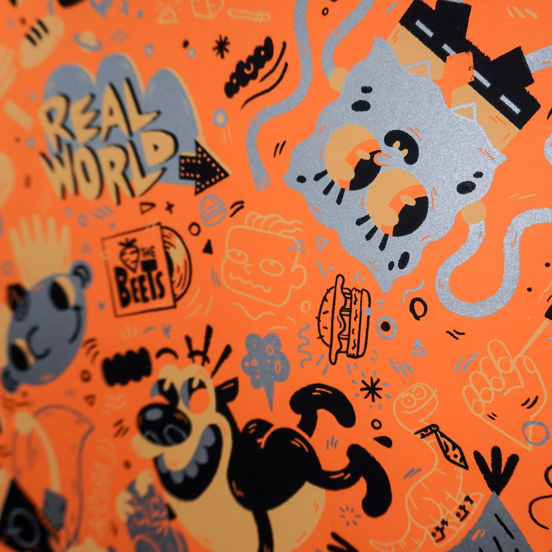 "Image of Nickelodeon ""90's Kid"" Print"