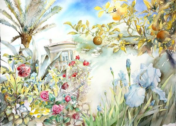 Image of Garden Cote d'Azur