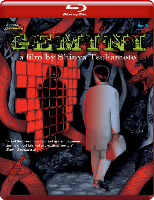 Image of GEMINI - Limited 'Red Case' Edition
