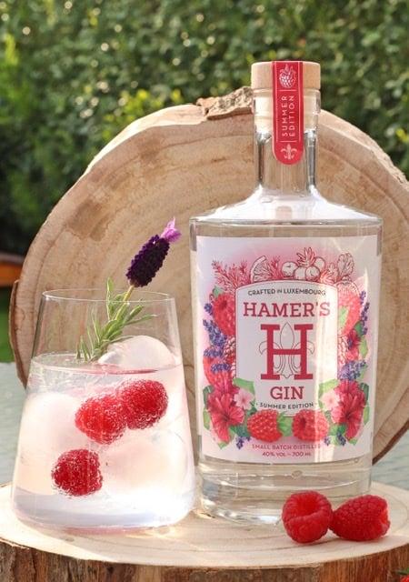 Image of Hamer's Gin - Summer Edition -