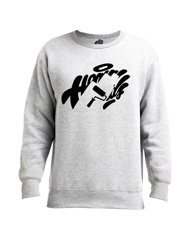 Image of Heavy Goods Buff Logo Sweater
