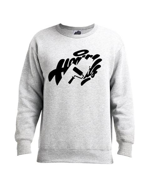 Image of Heavy Goods Buff Logo Sweater