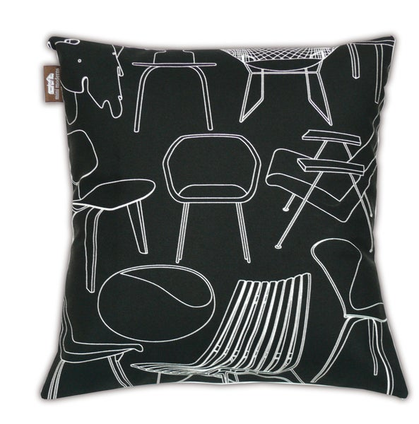 Image of Sitting Comfortably? Cushion