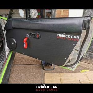 Image of Mazda MX5 - MK1 - Using original top piece - Drift / Track Car Door Cards