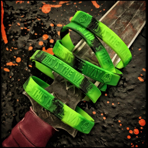 Image of TITW wristband