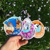 Passholder Magnets and Stickers