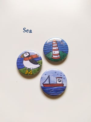 Image of 3 Pins, underwater, sea, marine