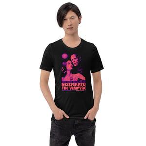 Nosferatu the Vampyre Short-Sleeve Unisex Black T-Shirt