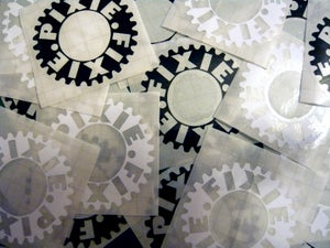 Image of Chainring Stickers