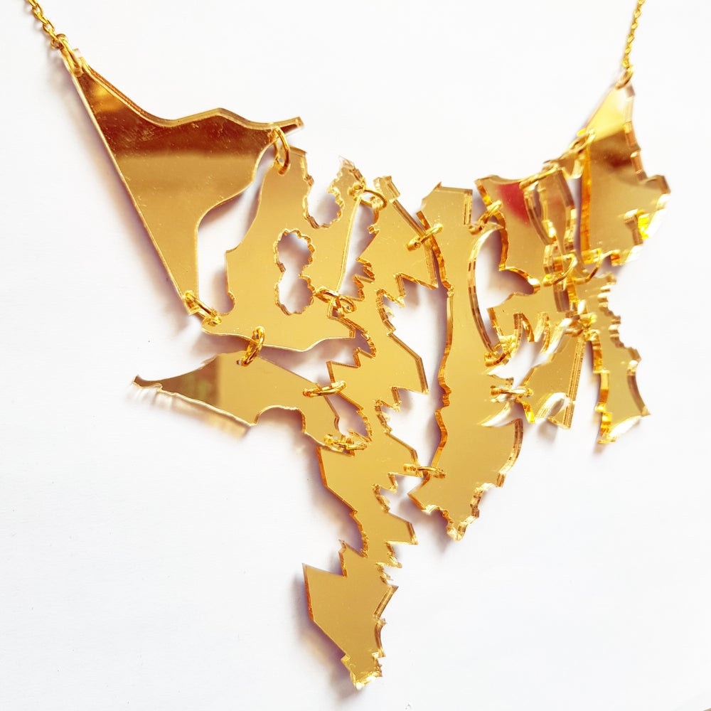 Image of Gold Zero Waste Necklace