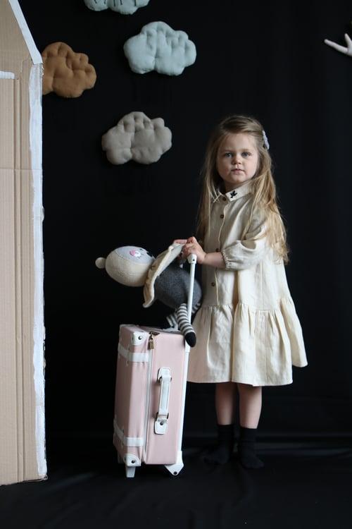 Image of Birdie Collar Dress