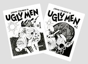 Image of UGLY MEN 1 & 2 mini books