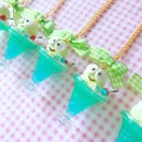 Image of Keroppi Float Necklace