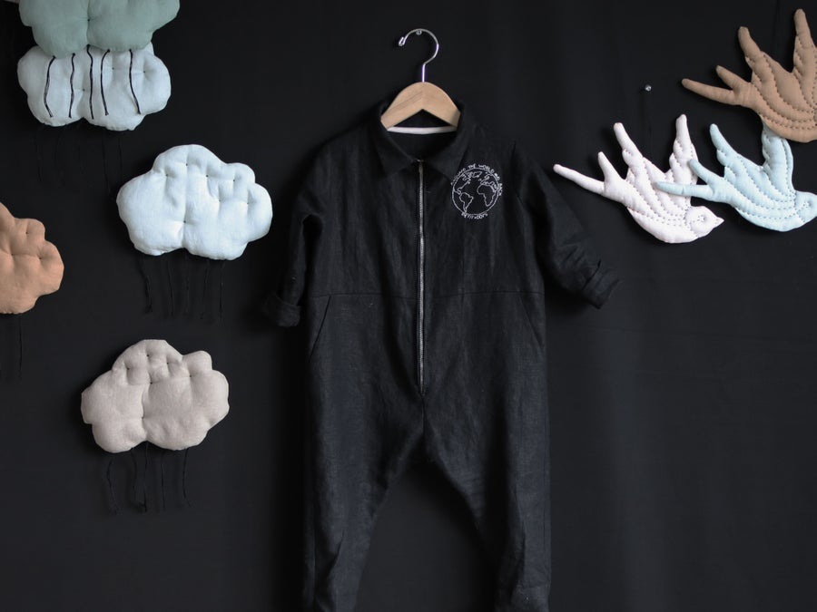 Image of Around the World Jumpsuit