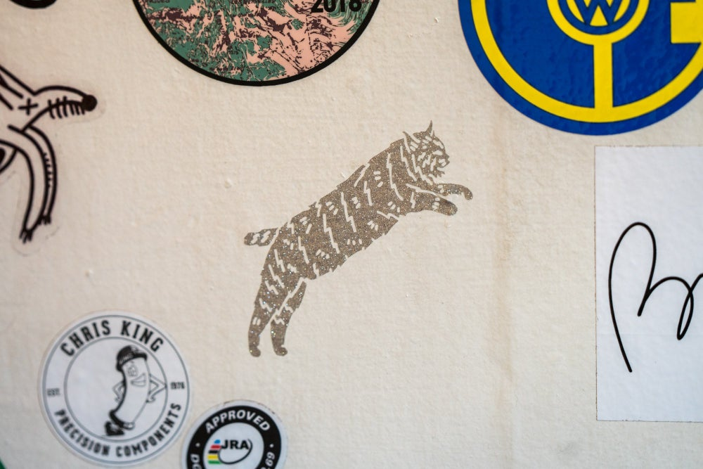 Special Edition Chubby Bobcat Die Cuts