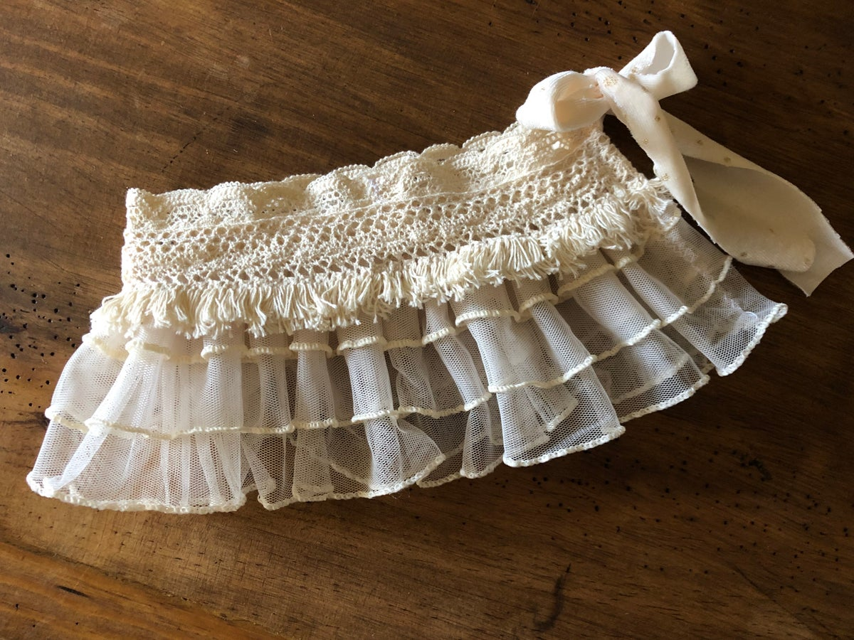 Image of Newborn boho skirt