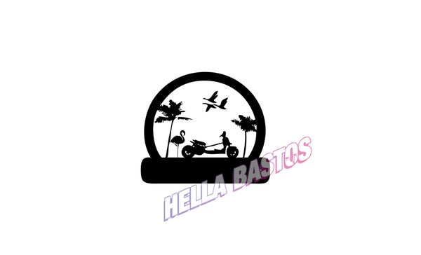 Image of Cali Ruck Bargain Decal