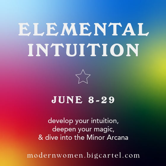 Image of Elemental Intuition 2020 Online Course