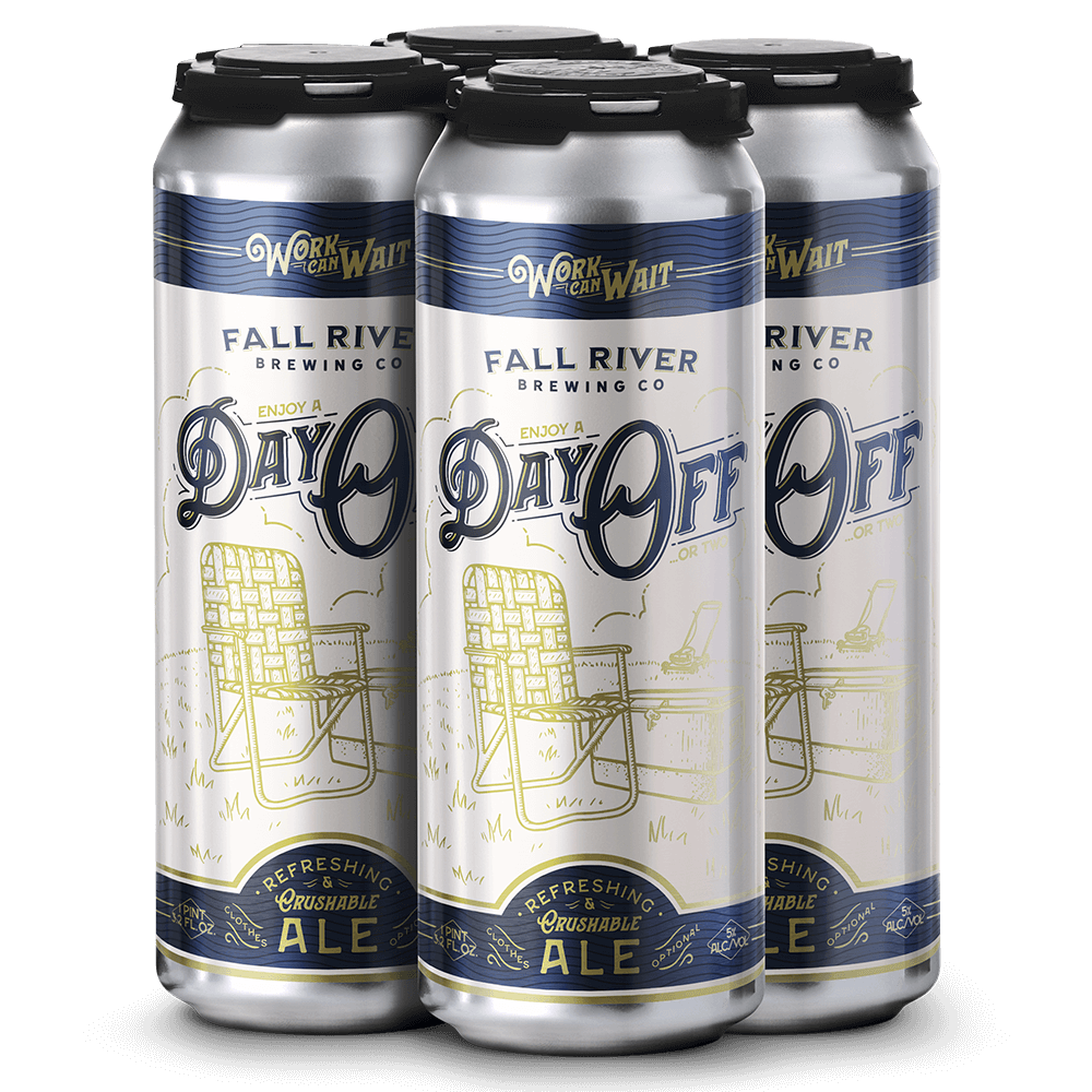Day Off Ale - Case of 6.6 ounce - OR - 16 ounce cans