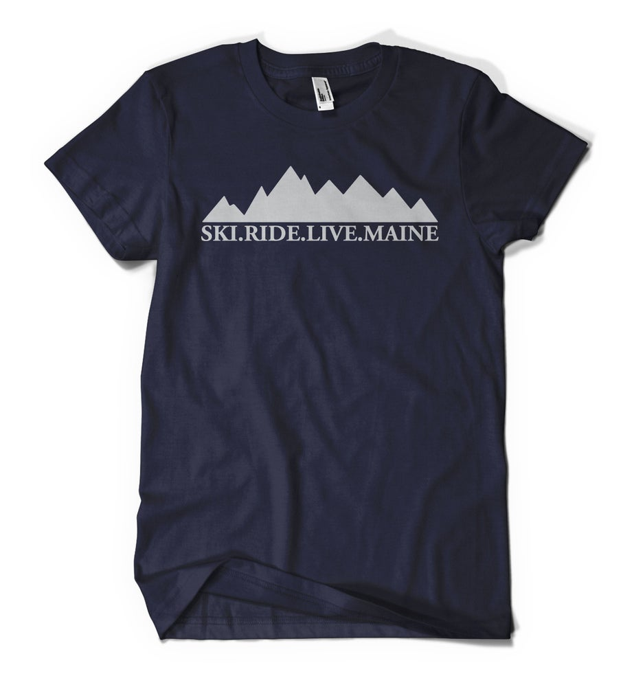 Image of Ski. Ride. Live