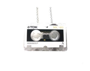 Image of Mini Mixtape Necklace