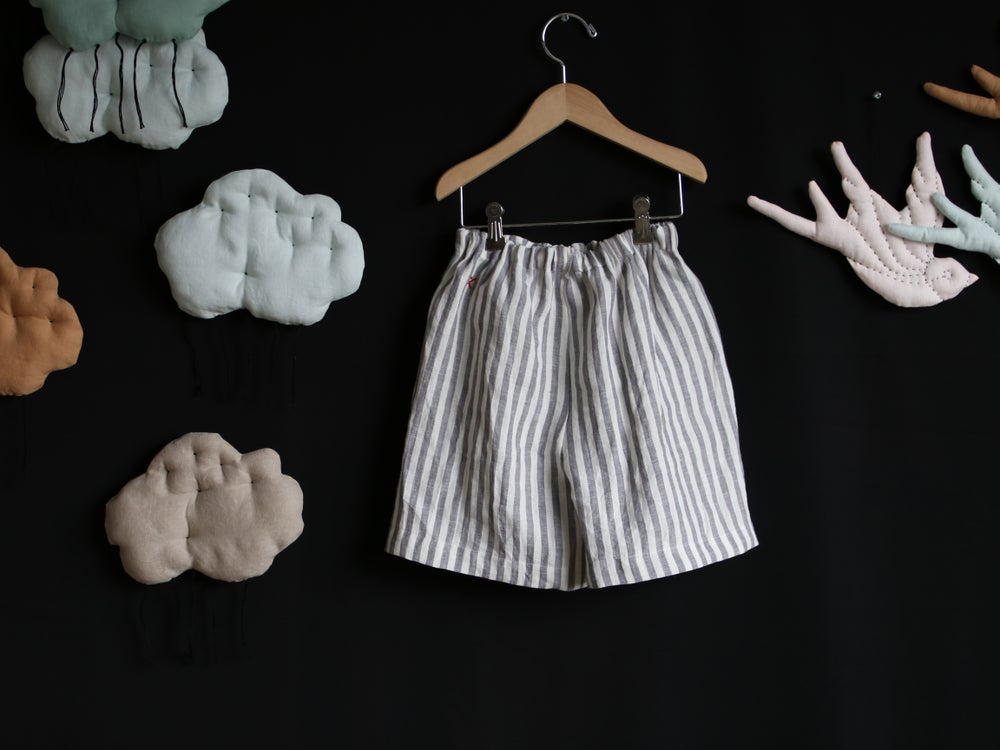 Image of Pocket Culottes