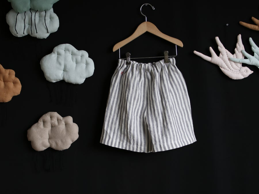 Image of Pocket Culottes