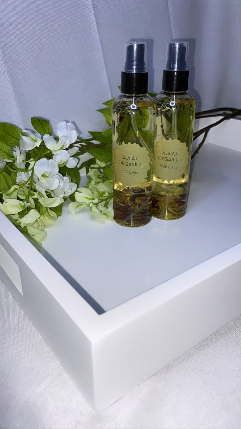 Image of Alaia's Organics Hair Star Nourishing Hair Oil